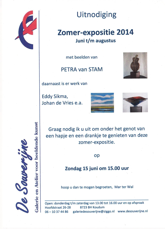 Expositie Uitnodiging 2014