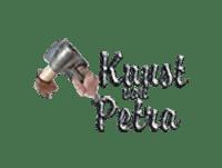 exposities en publiciteit Logo Kunst van Petra