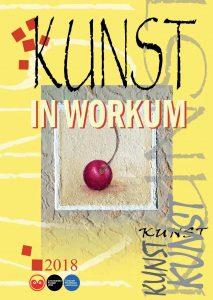 Kunst in Workum voorkant boekje